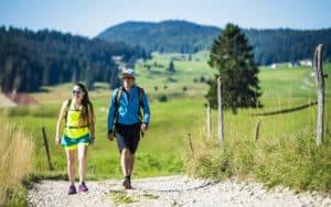 La Grande traversée du Jura à pied