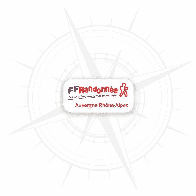 logo GR® 7 - La Traversée du Massif central par les parcs
