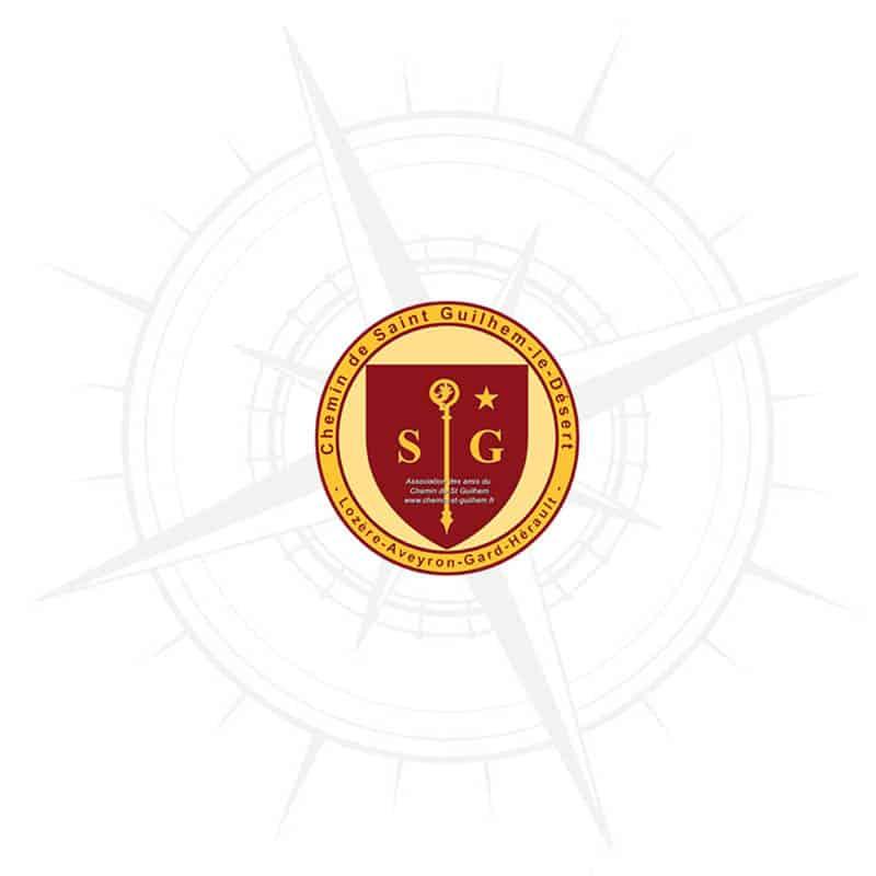 logo Le chemin de Saint-Guilhem